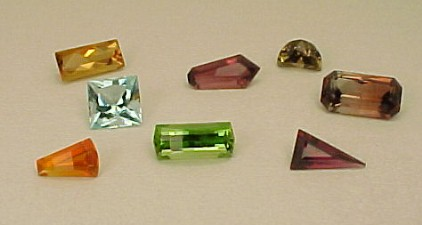Gemstones by Marvin Lansden