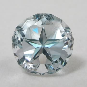 Very large Mason County topaz Lone Star Cut by Darmar Enterprises